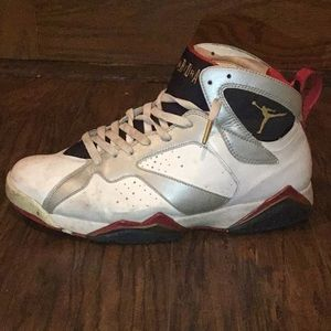 Air Jordan Retro Olympic 7